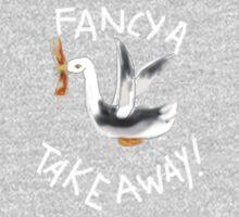 FANCY A TAKE AWAY    TEE/KIDS TEE/BABY GROW Kids Clothes