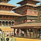 Bhaktapur Summer Palace by V1mage