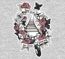 Get lost & find yourself by ChoqueFrontal