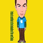 Sheldon Cooper Genius by bern67