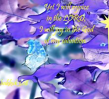 Rejoice in the Lord by aprilann