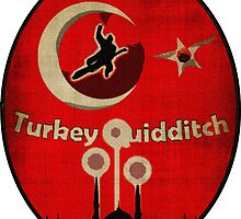 New Turkey Quidditch Design by IN3004