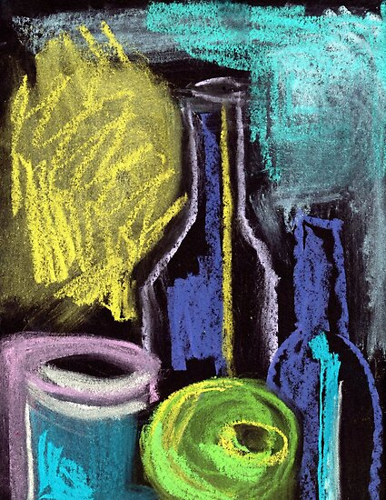 Still Life Abstract by shoffman