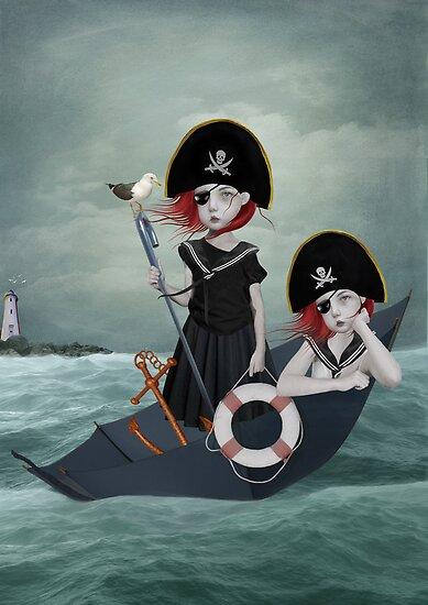 Set Sail by Tanya  Mayers