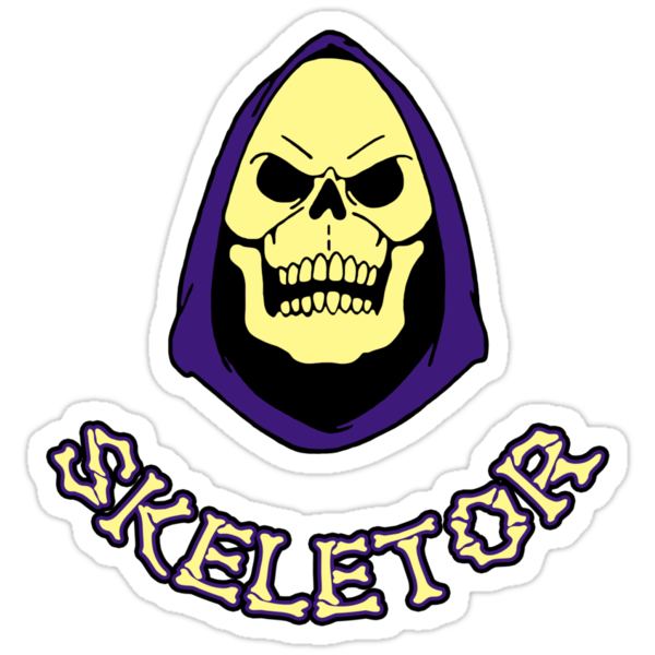 SKELETOR!! by PureOfArt