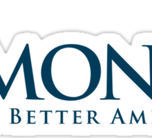 R-Money: A Better Amercia Sticker