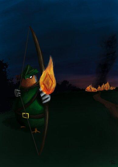 Robin Hood by Burgernator
