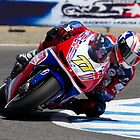 James Ellison at laguna seca 2012 by corsefoto