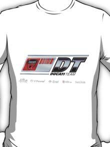 Ducati Banner iPhone case T-Shirt