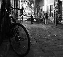 melbourne... fragments: Hosier lane by sebastian