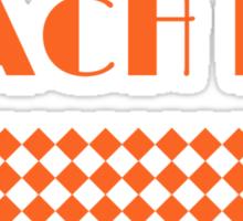 90210 Peach Pit Sticker