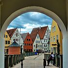 Ronntic road Germany - Donauworth by RAN Yaari