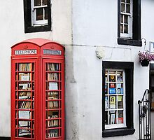 Book Lovers, Milnathort, Scotland by MelissaSue
