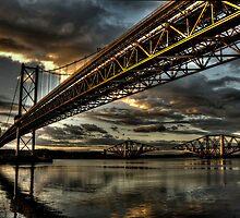 Steel Giants by dgscotland