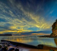 Dream Sunrise. by Warren  Patten