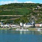 Bopad on the Rhein - Germany  by RAN Yaari