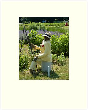Portrait of the Artist as a Scarecrow by Barry Doherty
