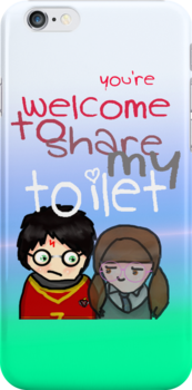 Toilet by AlicePrewett