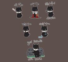 Soft Batman by saltyblack