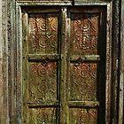 Old woody Door by MiLaarElle