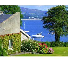 Ireland When The Sun Shines Photographic Print