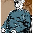 Otto von Bismarck-colour by OTIS PORRITT