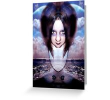 To freedom I rise Greeting Card