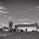 Roadside accommodation - Eau Claire, USA by Norman Repacholi