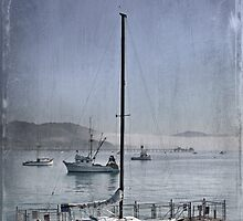 Early Morning In Avila Bay by CarolM