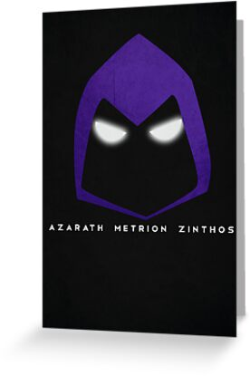 Azarath Metrion Zinthos by almn