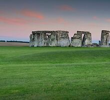 Stonehenge by Jonathan Stacey