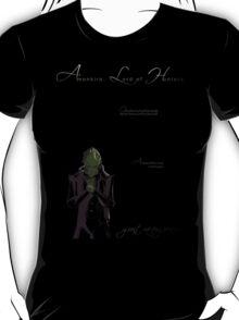 Amonkira. Lord of Hunters.   T-Shirt