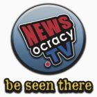 Newsocracy.TV Logo by Newsocracy .TV