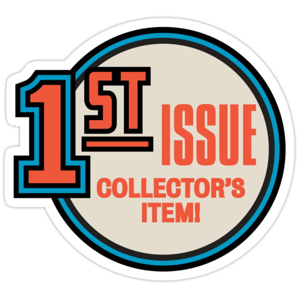 Comic Book Memories - 1st Issue Collectors Item by JoesGiantRobots