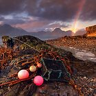 Elgol after the storm. Isle of Skye. Scotland. by photosecosse /barbara jones