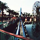 California Screamin' by lisa roberts