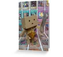 Time to duel ! Greeting Card