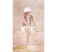 beautiful pose Photographic Print