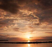 Wolken by Jim McCarron