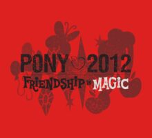 My Little Pony: Friendship Is Magic 2012 by 918thefan
