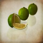 Limes by Yelena Rozov