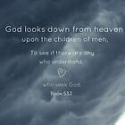 Upon the Children of Men... by reindeer
