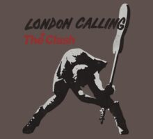 London Calling (with text) by BadReplicant
