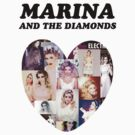 Marina And The Diamonds by eraygakci