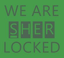 We Are Sherlocked by 918thefan
