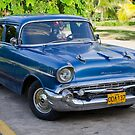 50s Chevy still running by olivera kenic