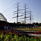Cutty Sark Gardens by Karen Martin IPA
