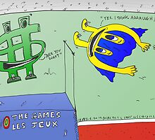 Euroman and the high jump by Binary-Options