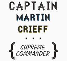 Captain Martin Crieff! by roxannaz