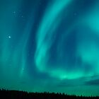 Northern Lights 3 by Jason Jeffery